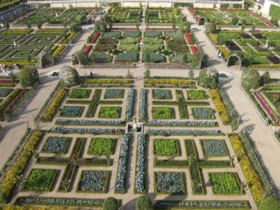 Formal french gardens pictures garden ftempo for Garden design 18th century